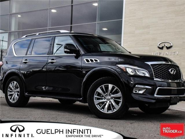 2016 Infiniti QX80 Base 7 Passenger (Stk: I6515A) in Guelph - Image 1 of 23