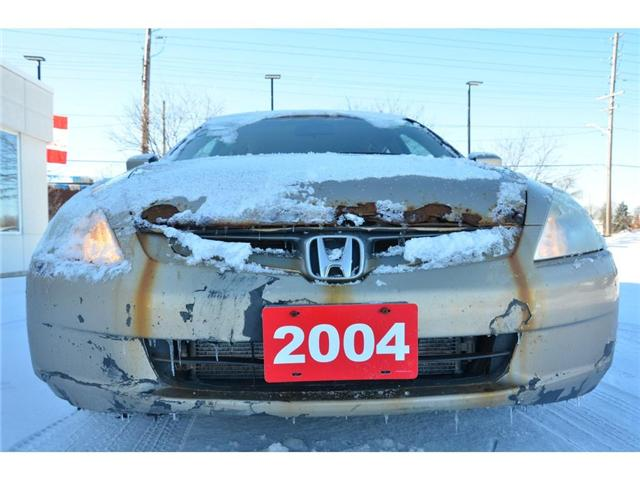 2004 Honda Accord LX-G (Stk: Y00515A) in Gloucester - Image 2 of 18