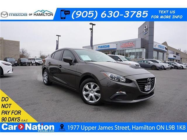 2016 Mazda Mazda3  (Stk: HN1564A) in Hamilton - Image 1 of 30