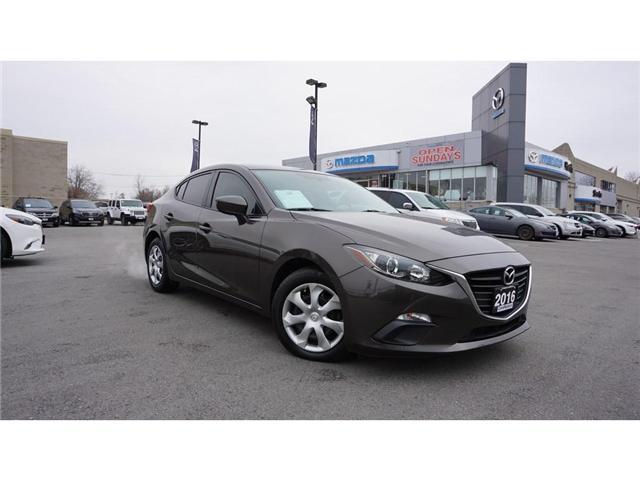 2016 Mazda Mazda3  (Stk: HN1564A) in Hamilton - Image 2 of 30