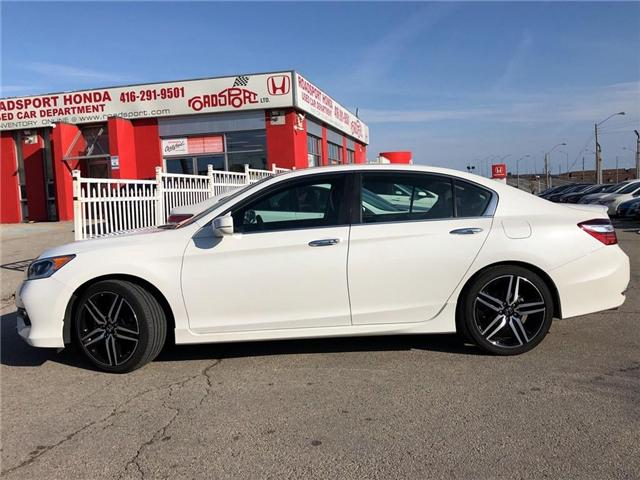 2017 Honda Accord Sport (Stk: 56558A) in Scarborough - Image 2 of 23