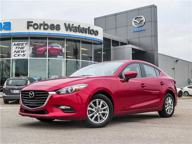 2017 Mazda Mazda3  (Stk: W2289) in Waterloo - Image 1 of 21