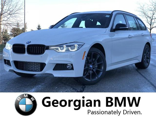 2018 BMW 328d xDrive Touring (Stk: B18431) in Barrie - Image 1 of 21