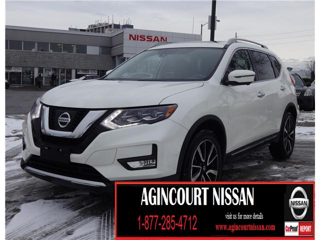 2017 Nissan Rogue SL Platinum (Stk: JC672127A) in Scarborough - Image 1 of 26