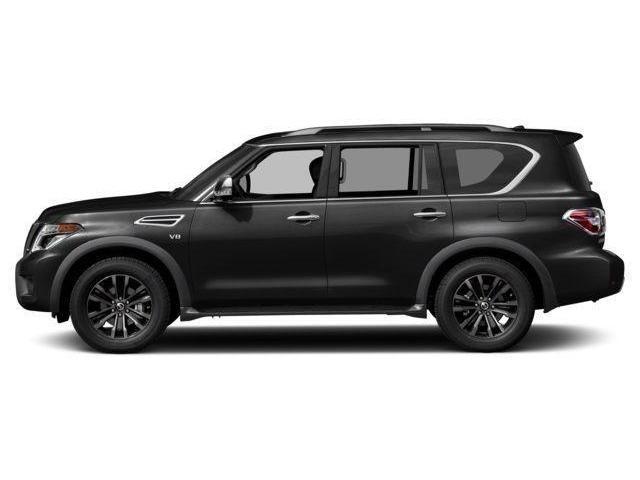 2019 Nissan Armada Platinum (Stk: N19159) in Oakville - Image 2 of 9