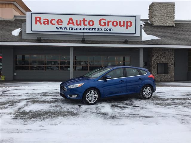 2018 Ford Focus Titanium (Stk: 16352) in Dartmouth - Image 1 of 13