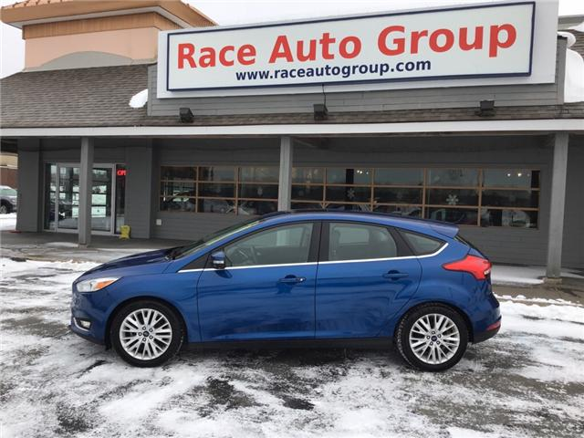 2018 Ford Focus Titanium (Stk: 16352) in Dartmouth - Image 2 of 13