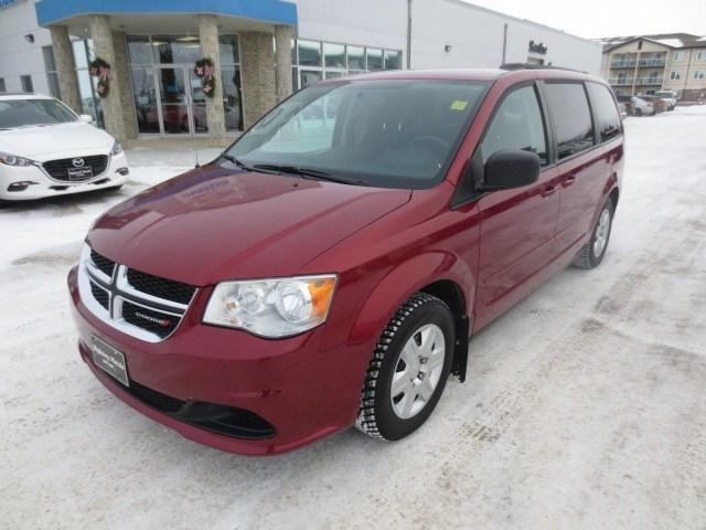 2011 Dodge Grand Caravan SE/SXT (Stk: M18170C) in Steinbach - Image 1 of 28