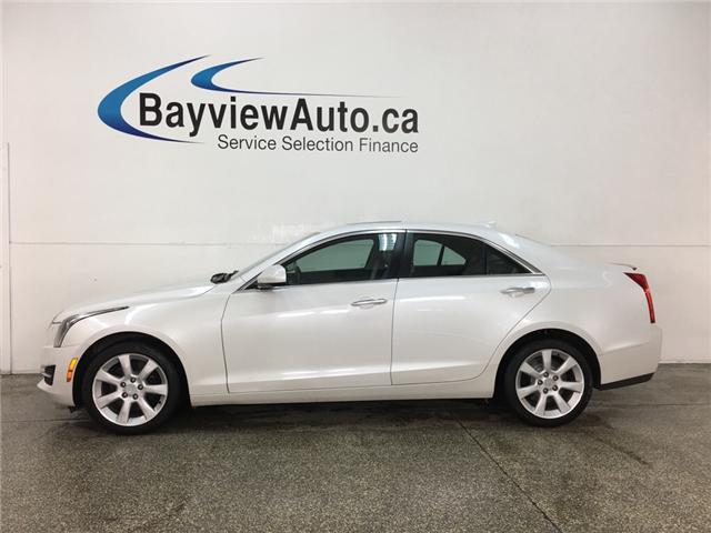 2015 Cadillac ATS 2.0L Turbo (Stk: 34067J) in Belleville - Image 1 of 26