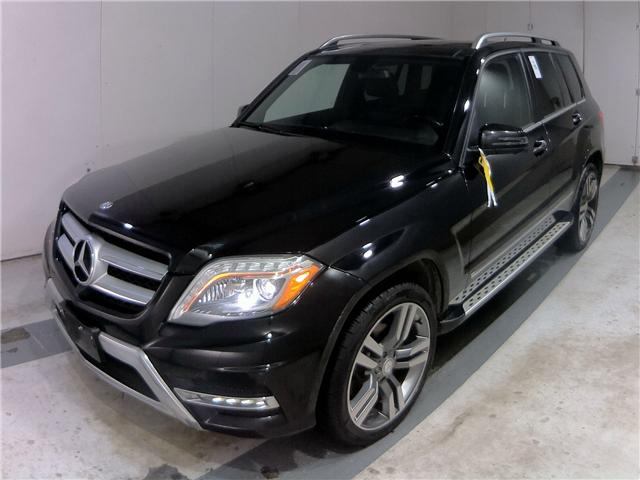 2015 Mercedes-Benz Glk-Class Base (Stk: F443) in North York - Image 1 of 9