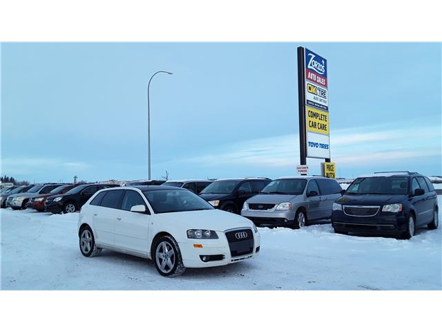 2006 Audi A3 2.0T (Stk: P385) in Brandon - Image 1 of 10