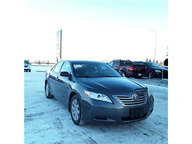 2007 Toyota Camry Hybrid Base (Stk: D246) in Brandon - Image 1 of 5