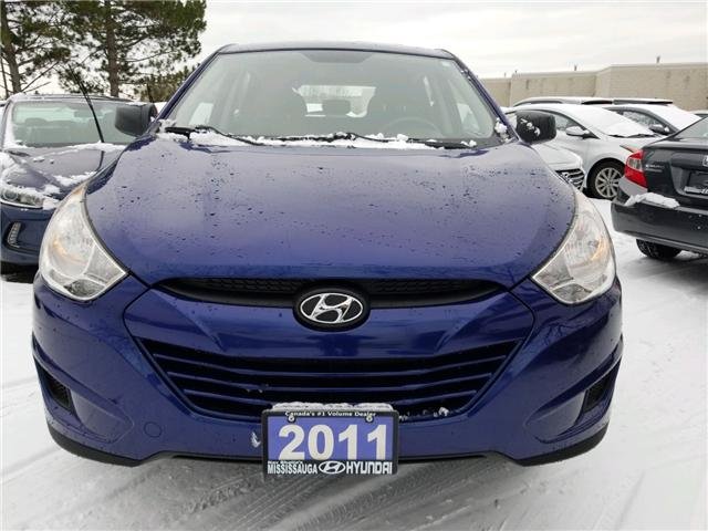 2011 Hyundai Tucson GL (Stk: p38987a) in Mississauga - Image 2 of 16