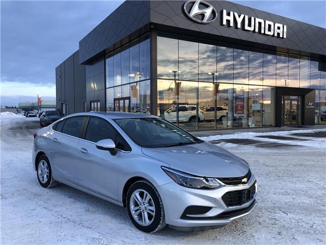 2018 Chevrolet Cruze LT Auto (Stk: H2318) in Saskatoon - Image 1 of 16