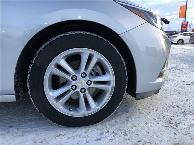 2018 Chevrolet Cruze LT Auto (Stk: H2318) in Saskatoon - Image 7 of 16