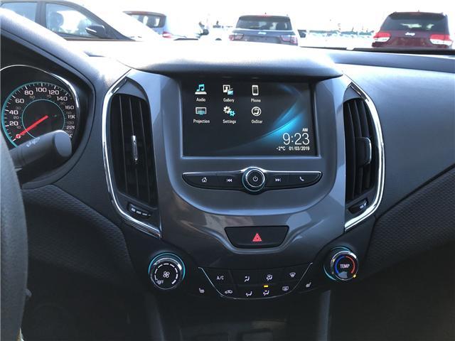 2018 Chevrolet Cruze LT Auto (Stk: H2318) in Saskatoon - Image 16 of 16