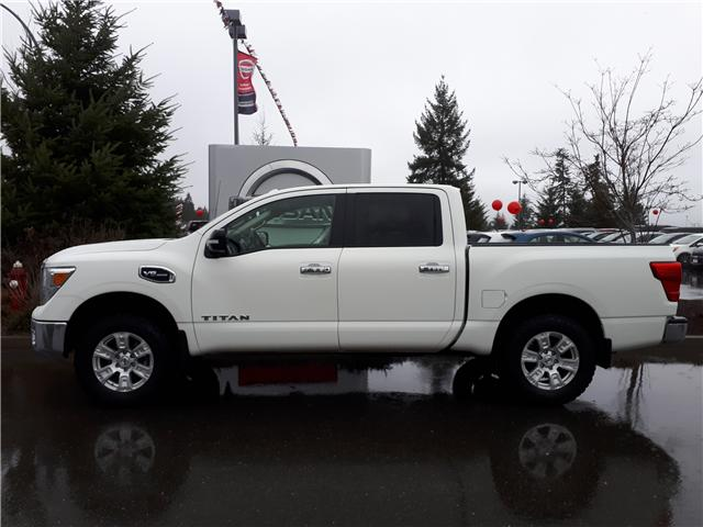 2017 Nissan Titan SV (Stk: 8T2309A) in Courtenay - Image 3 of 9