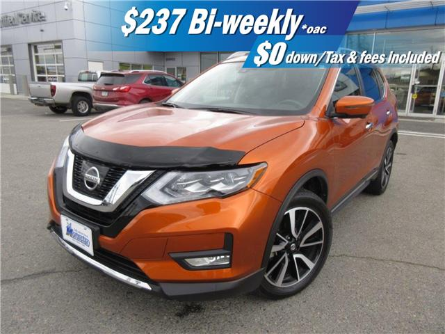 2017 Nissan Rogue SL Platinum (Stk: 61802) in Cranbrook - Image 1 of 26