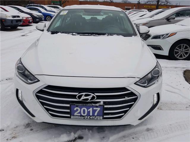 2017 Hyundai Elantra GL (Stk: op9289L) in Mississauga - Image 2 of 15
