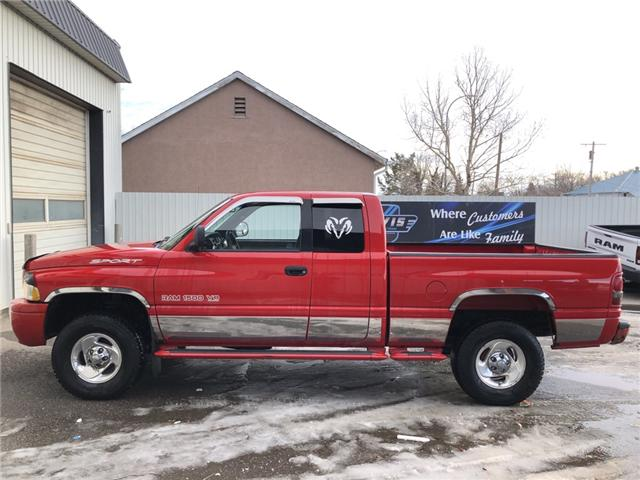 1999 Dodge Ram 1500 ST (Stk: 14241) in Fort Macleod - Image 2 of 16