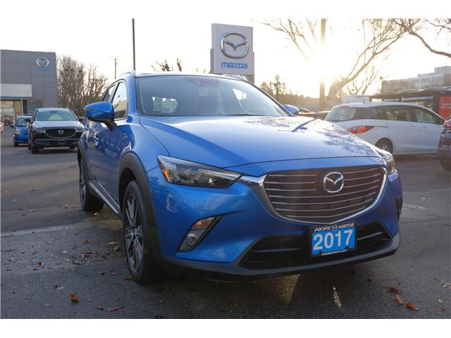 2017 Mazda CX-3 GT (Stk: 419988A) in Victoria - Image 1 of 21