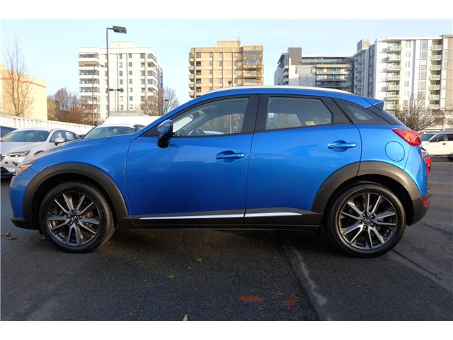 2017 Mazda CX-3 GT (Stk: 419988A) in Victoria - Image 4 of 21