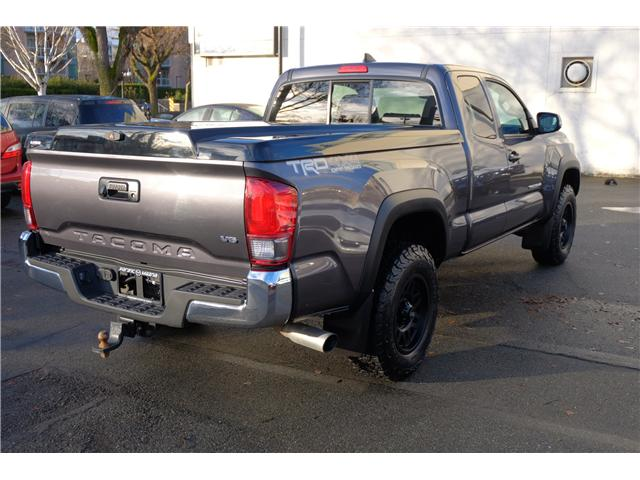 2017 Toyota Tacoma SR5 (Stk: 149417A) in Victoria - Image 7 of 22