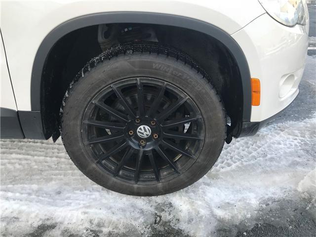 2011 Volkswagen Tiguan 2.0 TSI Comfortline (Stk: 1090) in Halifax - Image 11 of 19