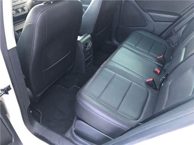 2011 Volkswagen Tiguan 2.0 TSI Comfortline (Stk: 1090) in Halifax - Image 19 of 19
