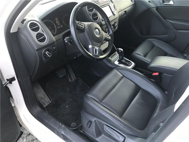 2011 Volkswagen Tiguan 2.0 TSI Comfortline (Stk: 1090) in Halifax - Image 12 of 19