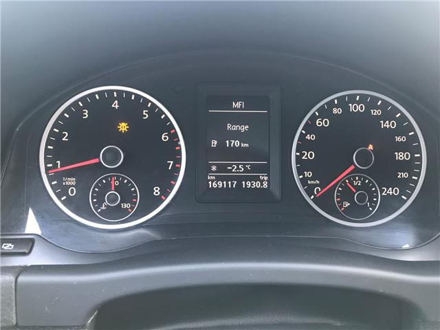 2011 Volkswagen Tiguan 2.0 TSI Comfortline (Stk: 1090) in Halifax - Image 14 of 19