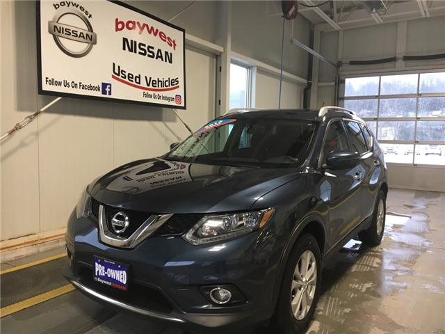 2016 Nissan Rogue SV (Stk: P0641) in Owen Sound - Image 1 of 12