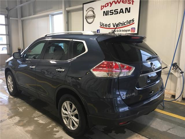 2016 Nissan Rogue SV (Stk: P0641) in Owen Sound - Image 3 of 12