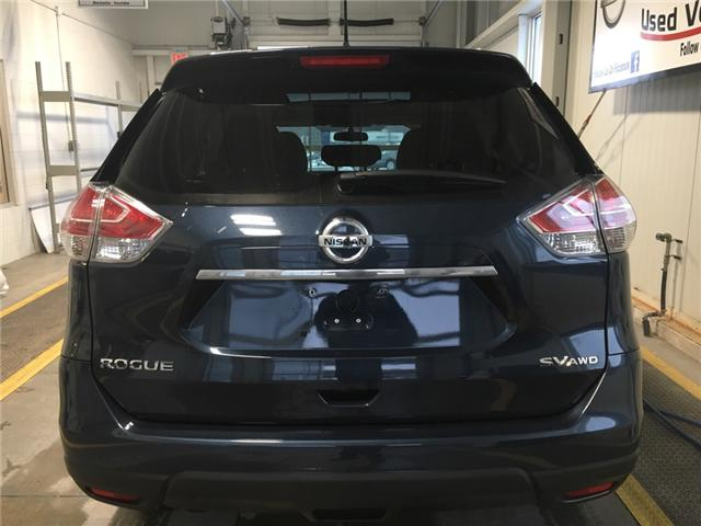 2016 Nissan Rogue SV (Stk: P0641) in Owen Sound - Image 4 of 12