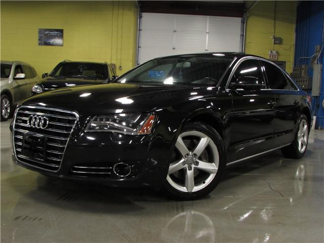 2013 Audi A8  (Stk: C5502) in North York - Image 1 of 24