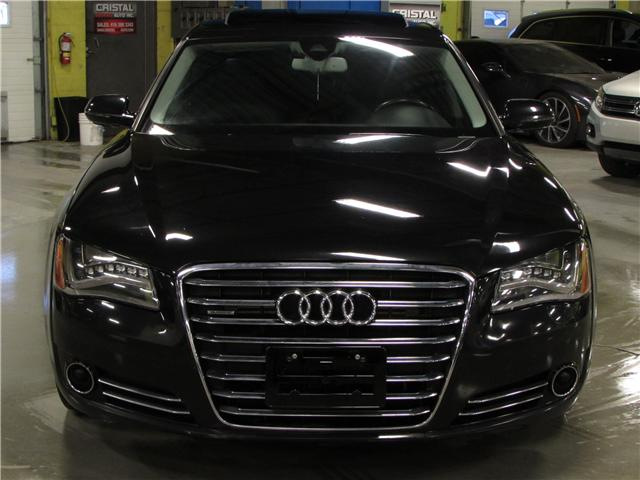 2013 Audi A8  (Stk: C5502) in North York - Image 2 of 24