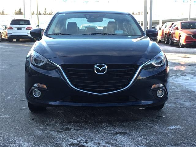 2015 Mazda Mazda3 GT (Stk: N4261A) in Calgary - Image 2 of 19