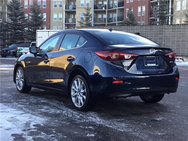 2015 Mazda Mazda3 GT (Stk: N4261A) in Calgary - Image 7 of 19