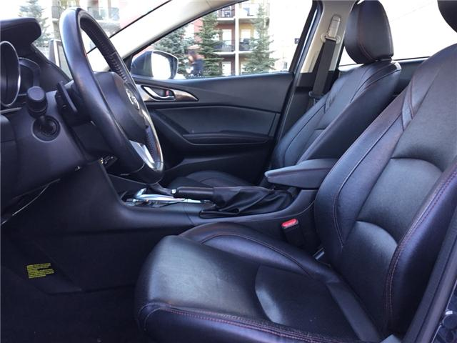 2015 Mazda Mazda3 GT (Stk: N4261A) in Calgary - Image 9 of 19