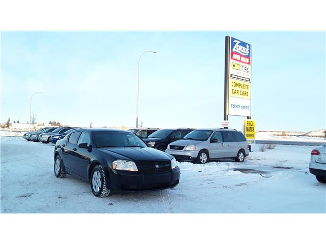 2008 Dodge Avenger SE (Stk: P392) in Brandon - Image 1 of 11