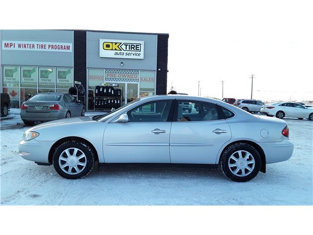 2005 Buick Allure CX (Stk: P394) in Brandon - Image 4 of 9