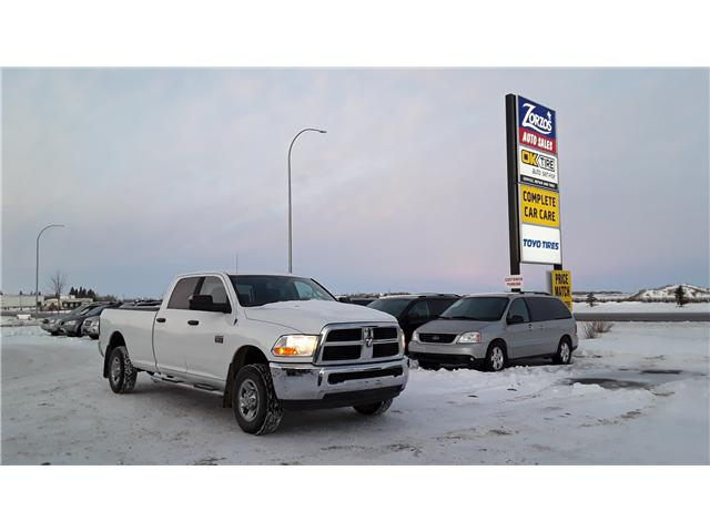 2010 Dodge Ram 2500 SLT/Power Wagon (Stk: P346) in Brandon - Image 1 of 13