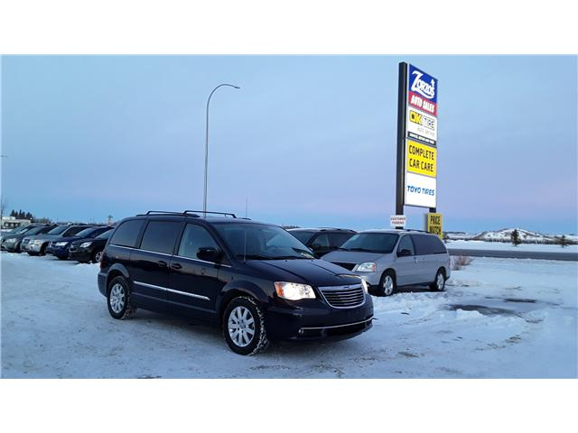 2014 Chrysler Town & Country Touring (Stk: P378) in Brandon - Image 1 of 12