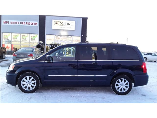 2014 Chrysler Town & Country Touring (Stk: P378) in Brandon - Image 8 of 12