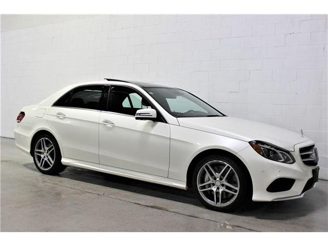 2015 Mercedes-Benz E-Class Base (Stk: 129371) in Vaughan - Image 1 of 30