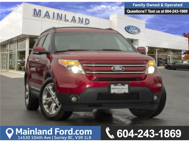 2011 Ford Explorer Limited (Stk: P7984A) in Surrey - Image 1 of 30