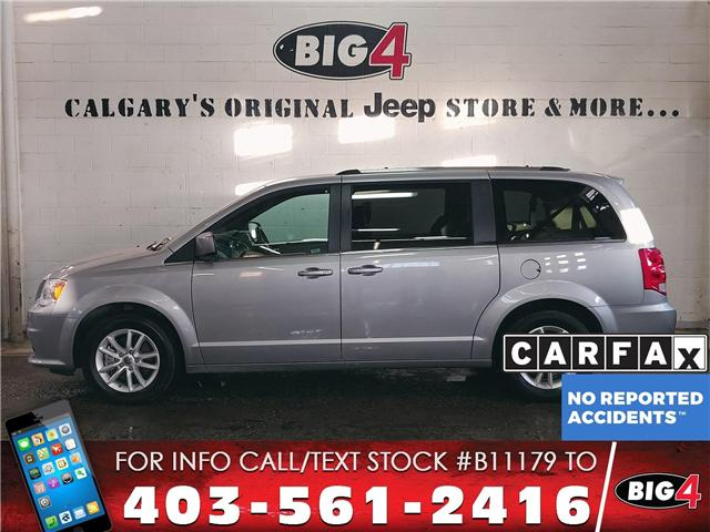 2018 Dodge Grand Caravan CVP/SXT (Stk: B11179) in Calgary - Image 1 of 18