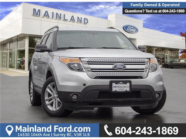 2015 Ford Explorer XLT (Stk: P9777A) in Surrey - Image 1 of 30