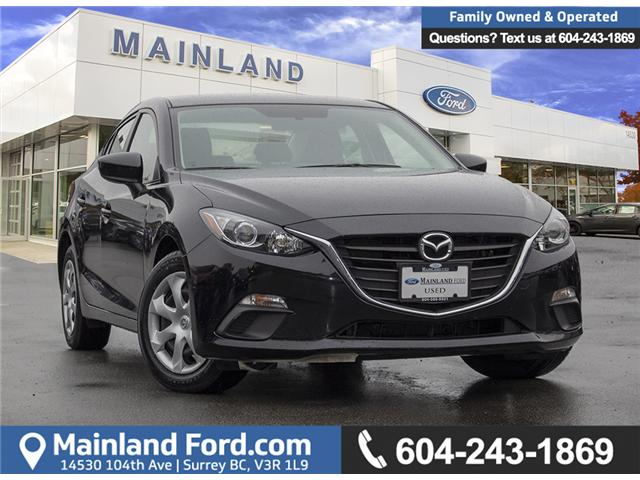 2016 Mazda Mazda3 GX (Stk: P3037) in Surrey - Image 1 of 29