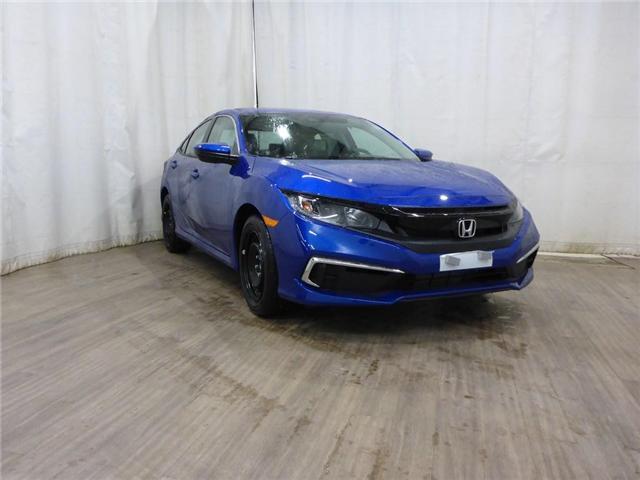 2019 Honda Civic LX (Stk: 1934038) in Calgary - Image 1 of 22